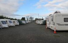 Caravan yard