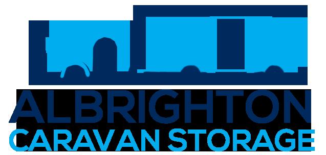 Albrighton Caravan Storage Logo